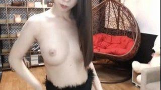 KBJ Apple Tit Tease 2